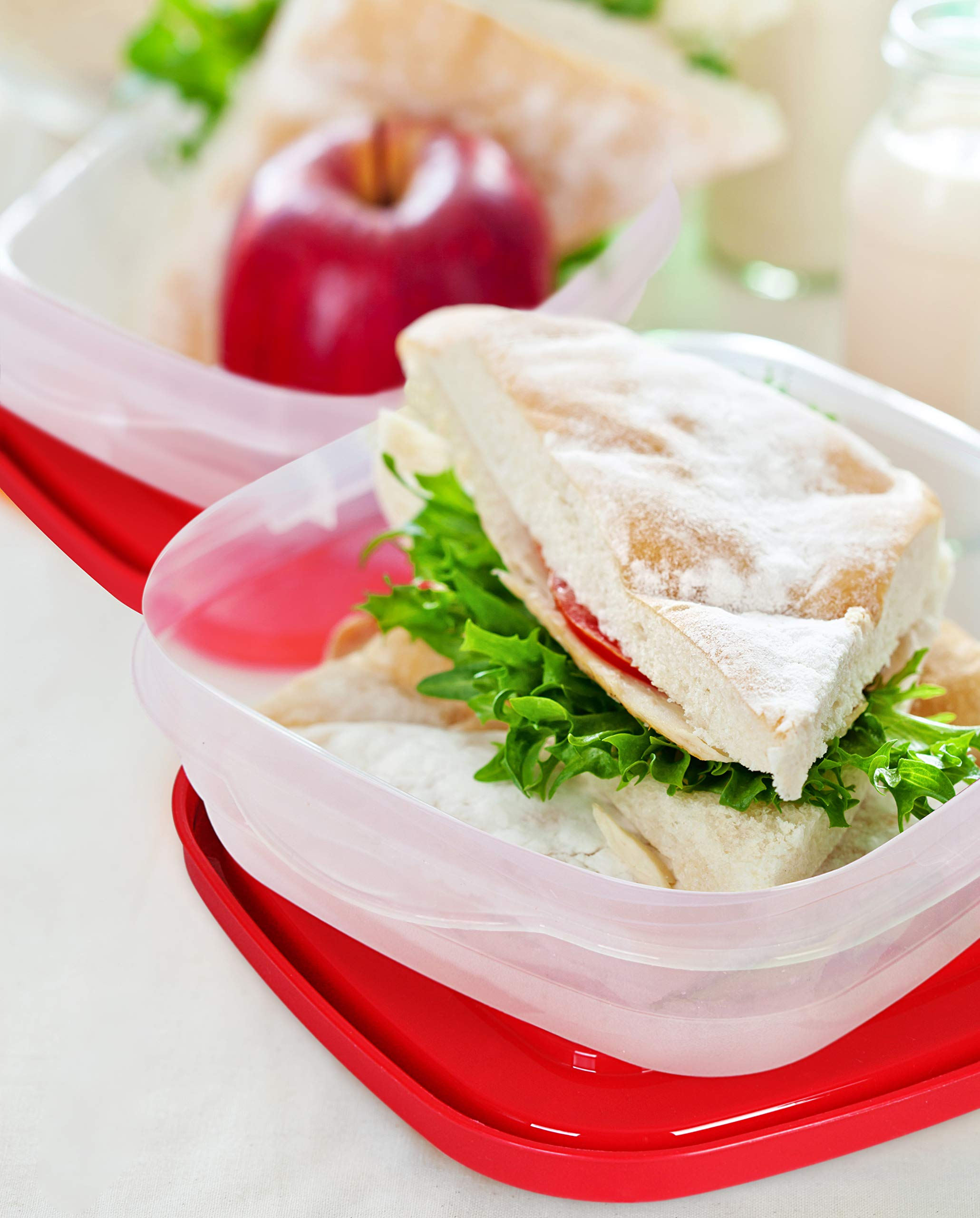 Utopia Kitchen Plastic Food Storage Containers with Lids [40 Pack] by Utopia Kitchen (Image #7)