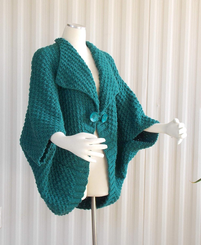 lace wedding shrug handmade ladies top in beige UK Size 16 Knitted Taupe Bolero Jacket Hand knit alpaca bolero style jacket
