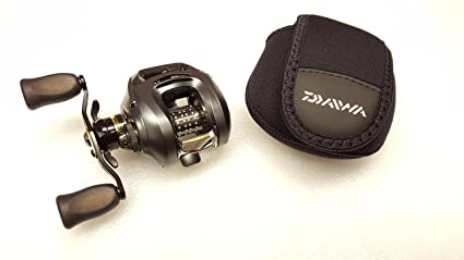 4df568d5dd1 Image Unavailable. Image not available for. Color: Daiwa Steez EX 100HL 6.3  Left Handed Baitcasting Fishing Reel - STEEZEX100HL