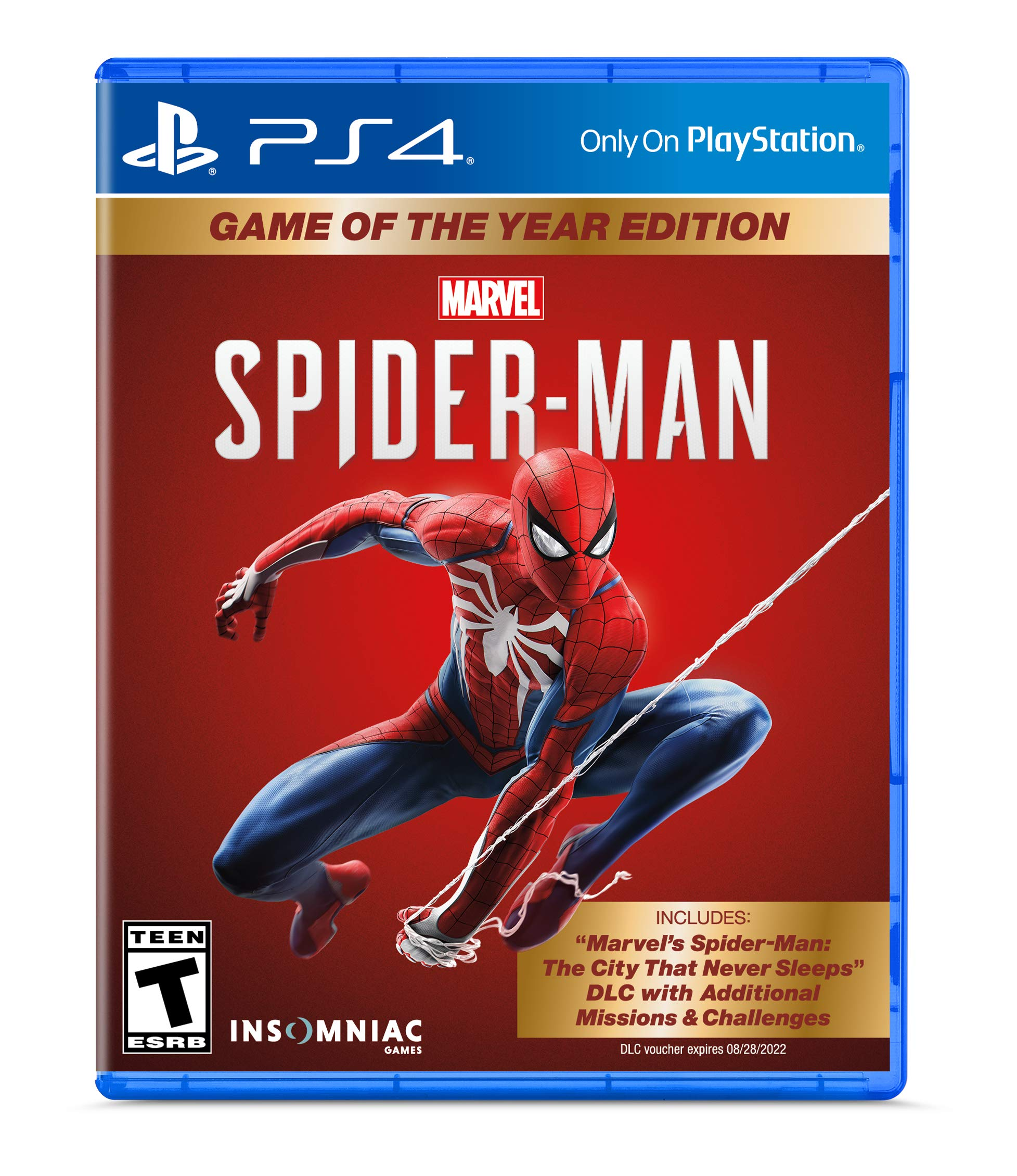 Marvel's Spider-Man: Game of The Year Edition - PlayStation 4                NBA 2K21 - PlayStation 4                Super Mario 3D World + Bowser's Fury - Nintendo Switch                Red Dead Redemption 2 (PS4)                NBA 2K19 - PlayStation 4
