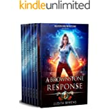 Alison Brownstone Omnibus #2 (Books 9-15): A Brownstone Response, A Brownstone Solution, Keep Your Enemies Closer, Rise Up, D