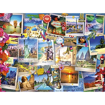 Buffalo Games - Adventure Awaits - 1500 Piece Jigsaw Puzzle: Toys & Games