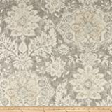 Magnolia Home Fashions Belmont Mist Fabric By The Yard