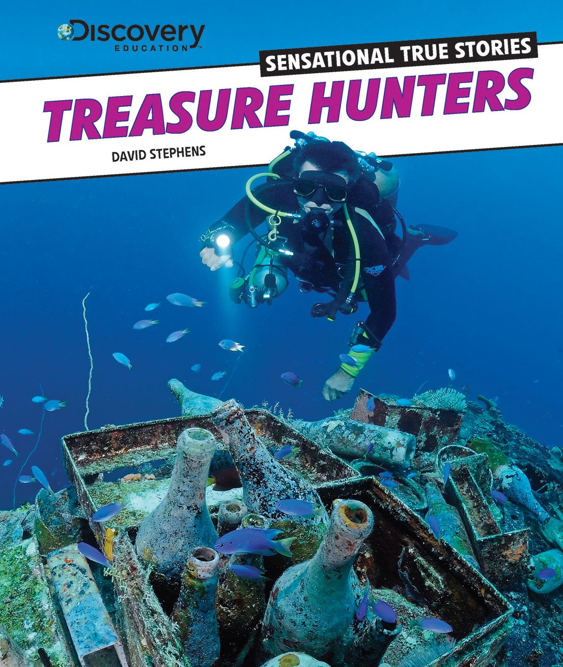 Treasure Hunters (Discovery Education: Sensational True Stories) ebook