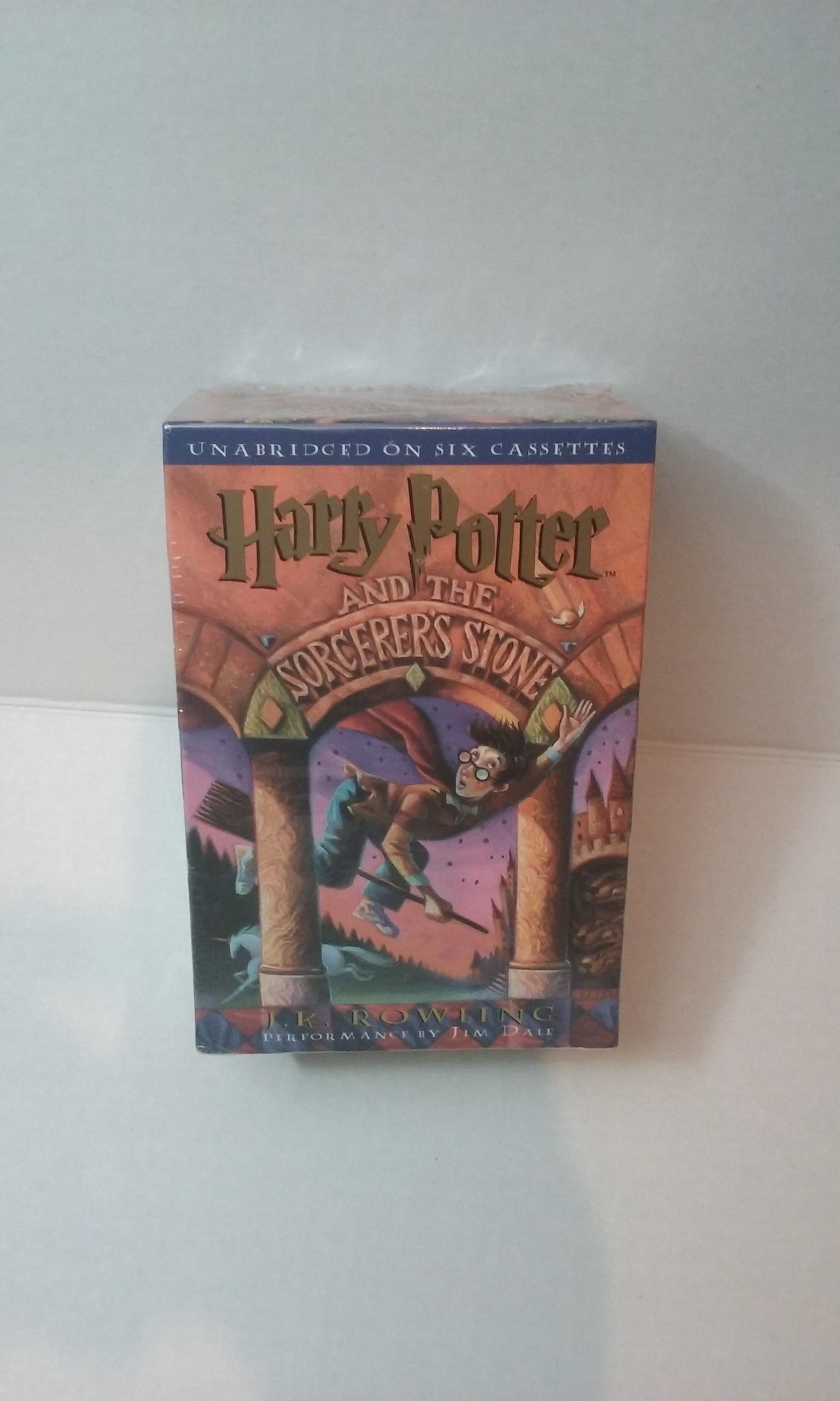 Harry Potter Sorcerers Stone product image