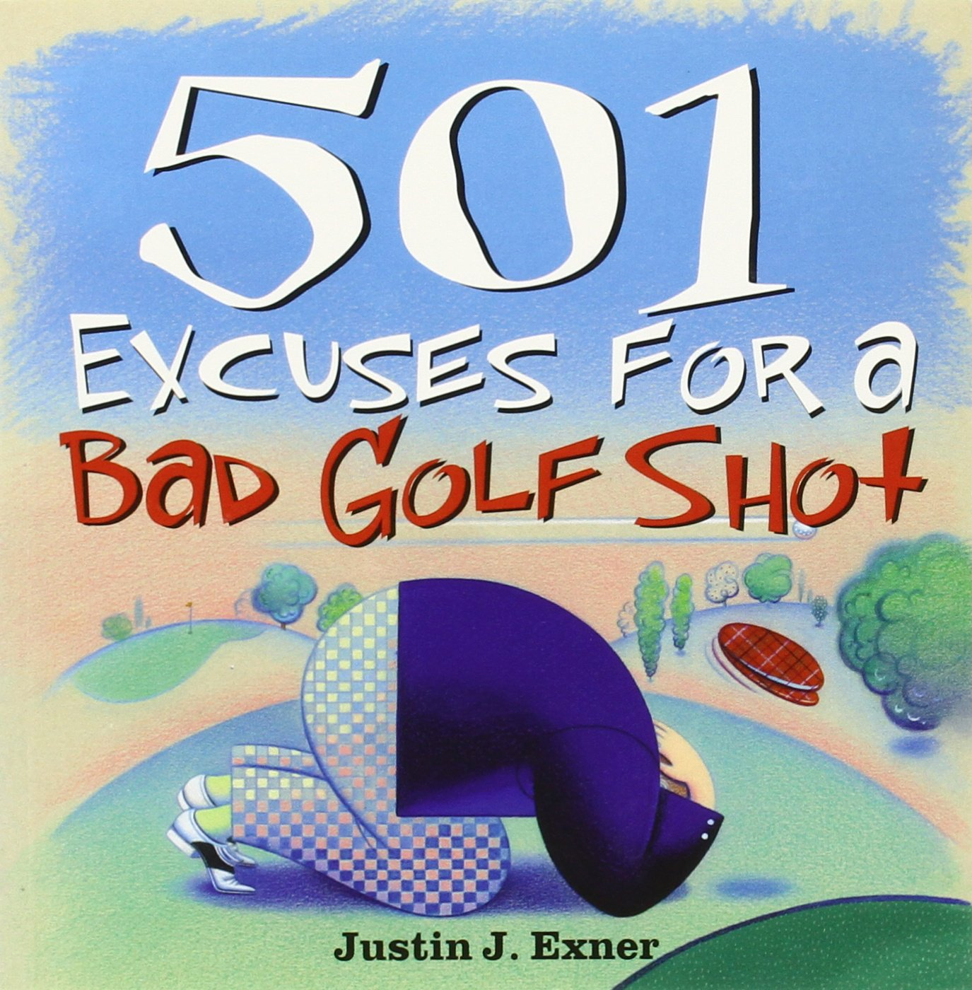 501 Excuses Bad Golf Shot product image