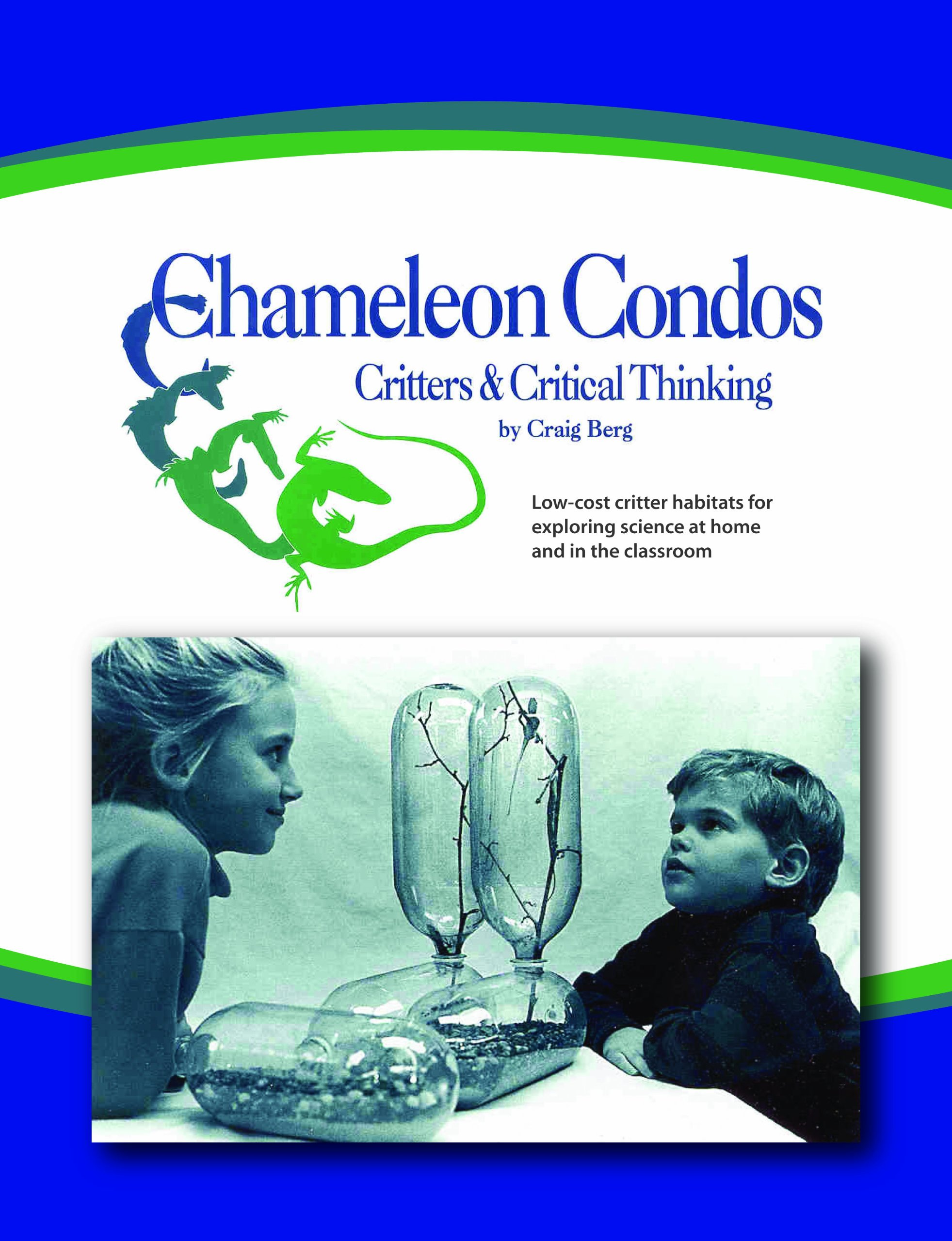 Chameleon Condos Critters Critical Thinking product image