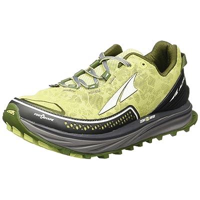 Altra Footwear TIMP Trail Lime 6 | Trail Running