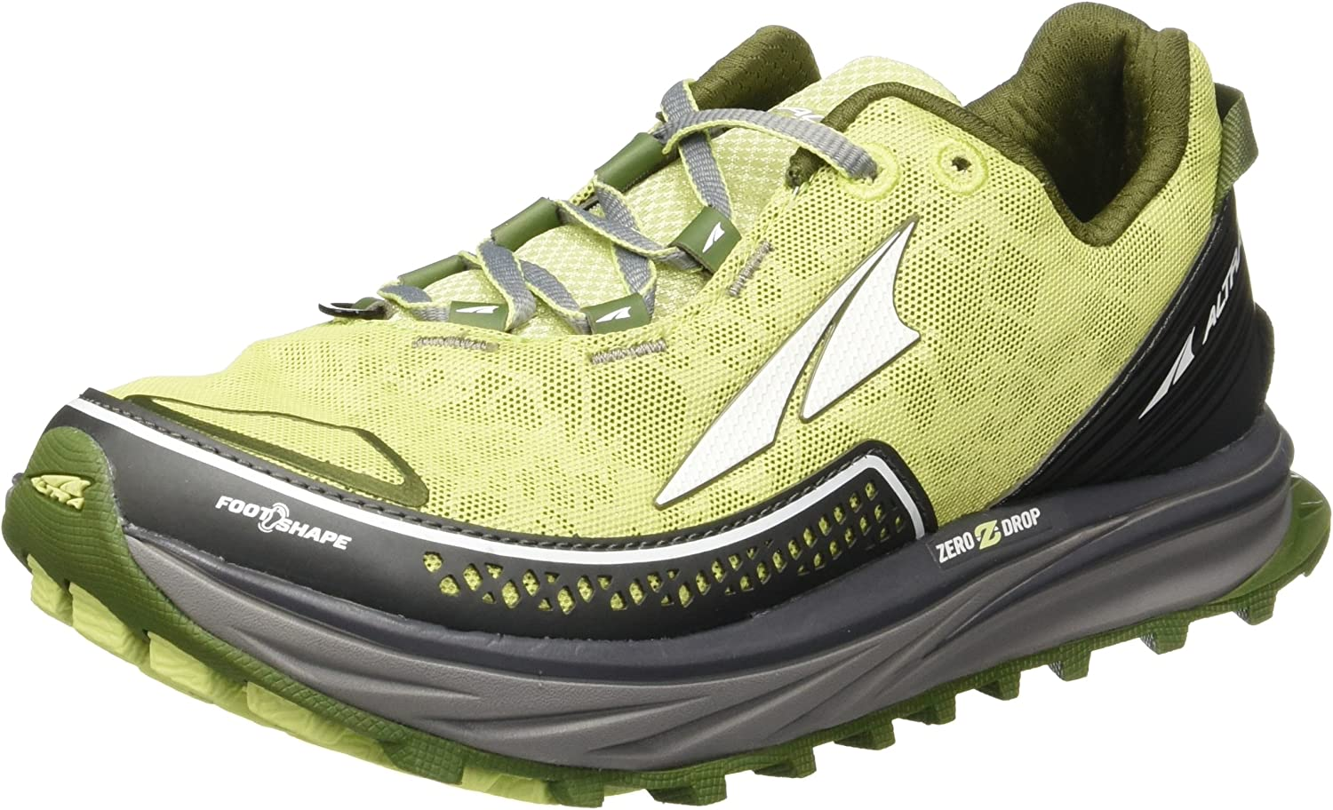 ALTRA New Women s TIMP Trail Running Shoe Lime 7