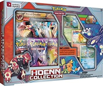 Pokemon TCG Hoenn Collection Discontinued By Manufacturer