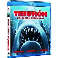 Tiburón 2-4 (BD) [Blu-ray]