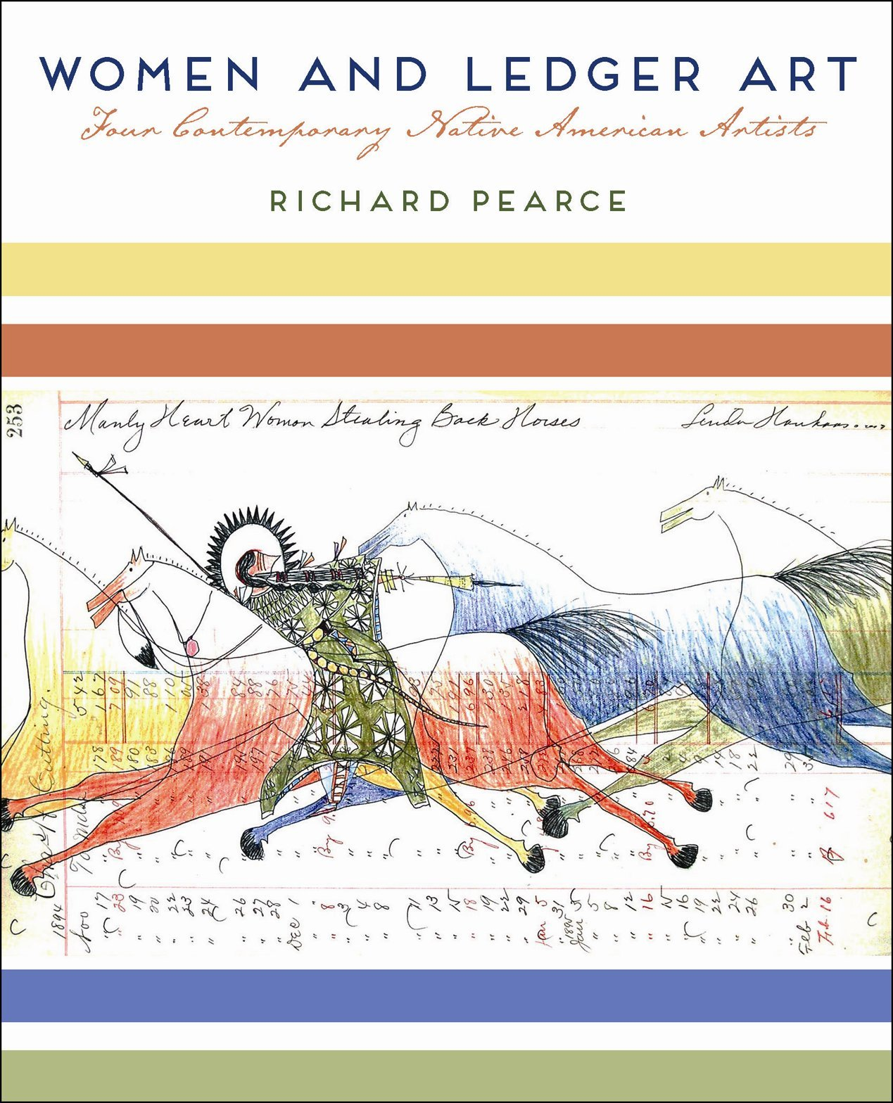 Women and Ledger Art: Four Contemporary Native American Artists pdf
