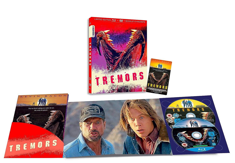 Tremors (Blu-Ray+Dvd) [Italia] [Blu-ray]: Amazon.es: Kevin ...