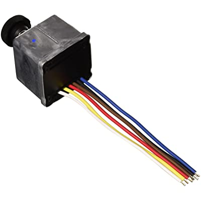 Cole Hersee 75600-04-BX 12V Electronic Wire Switch (Rot W-W Knob): Automotive