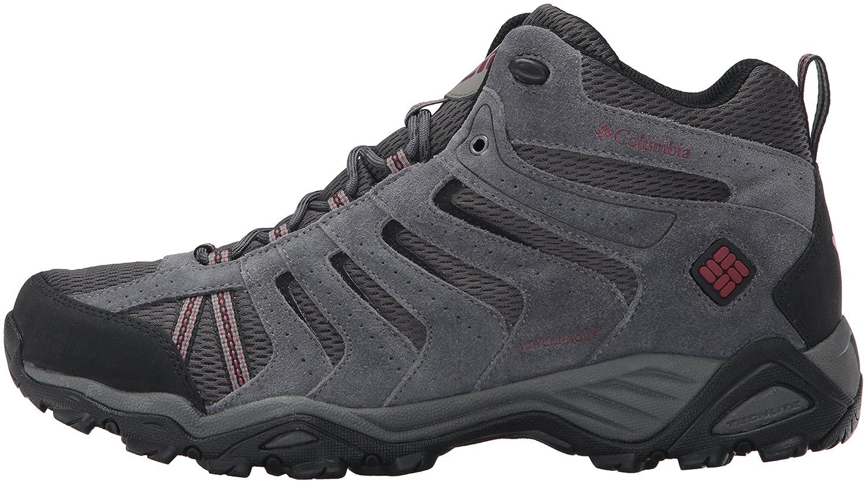 Columbia Mens North Plains Ii Waterproof Mid Hiking Boot