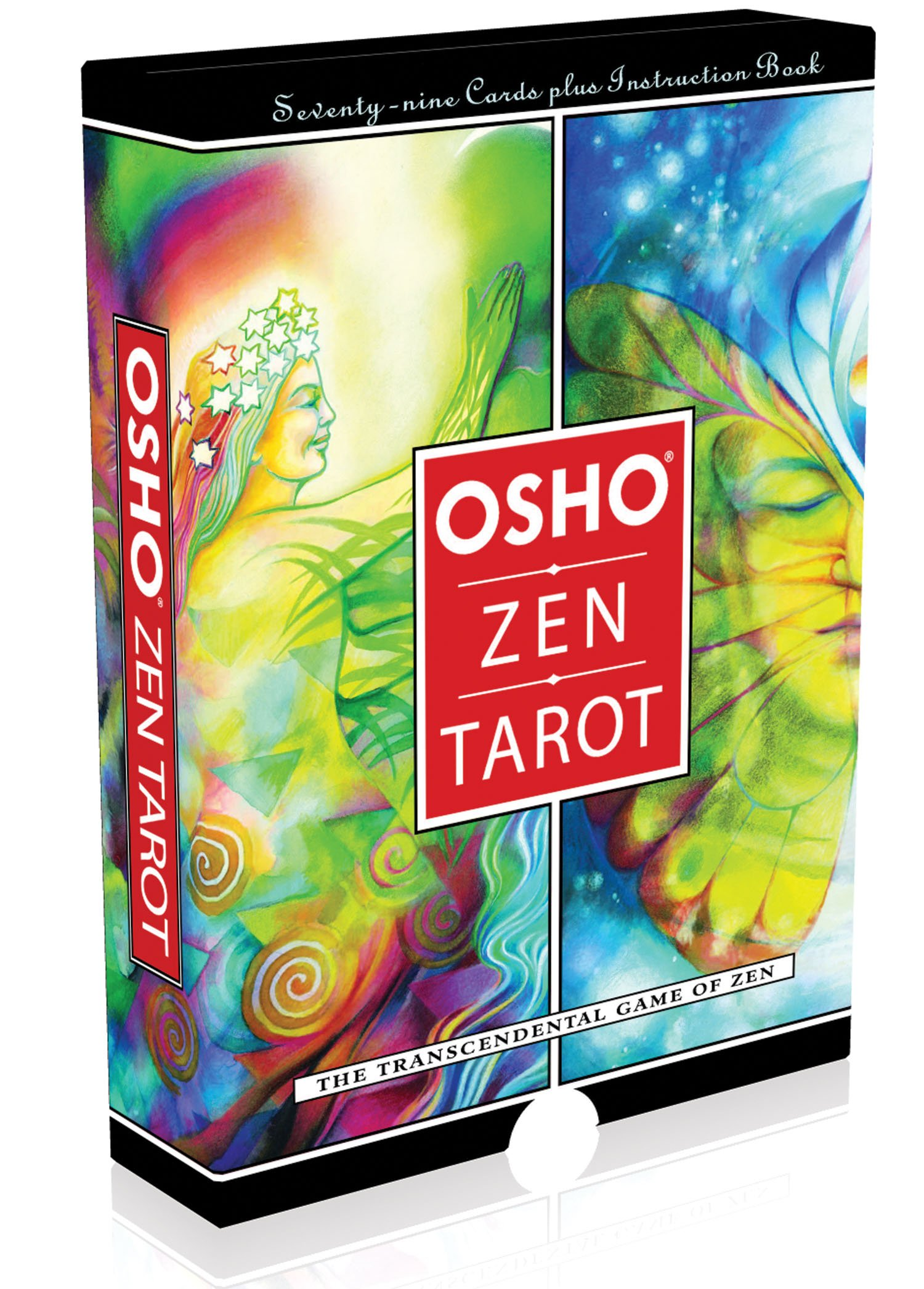 Osho Zen Tarot. The Transcendental Game Zen: The ...