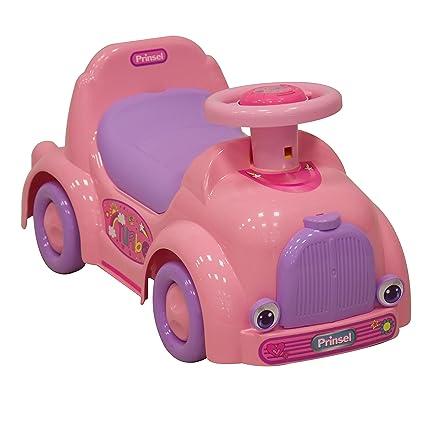 44ab56624 Prinsel Montable Turbo Girl, Color Rosa: Amazon.com.mx: Juegos y ...
