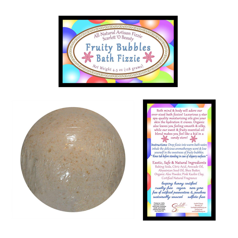 Amazon com : Fruity Bubbles - Elegantly Decorated Ultra-Premium All