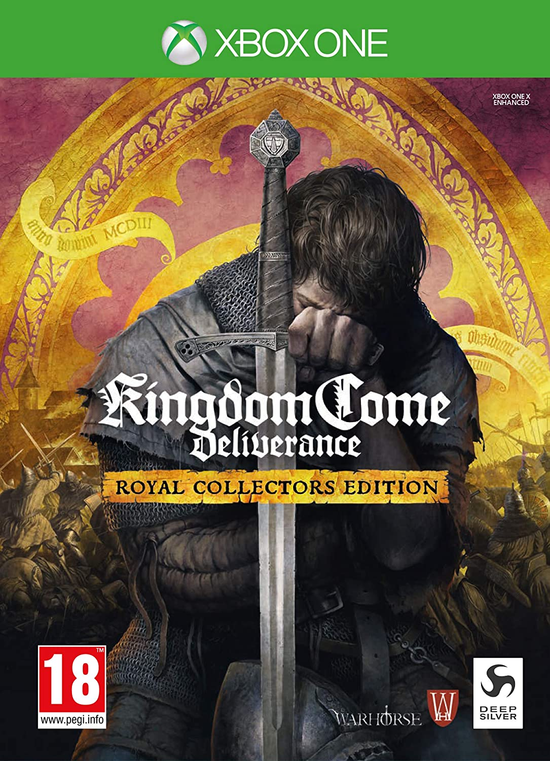 Kingdom Come: Deliverance - Royal Edition Collectors Edition ...
