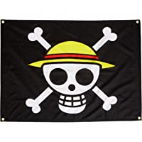 GE Animation GE-6468 One Piece Luffy's Straw Hat Pirate Flag