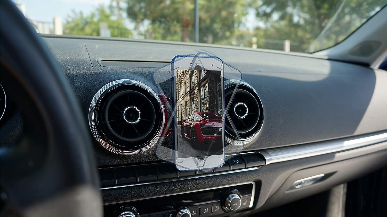 2013-2020 Audi A3// S3// RS3// E-Tron// 8V Magnetic Swiveled Cell Phone Holder