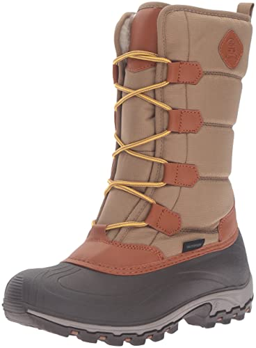 Womens YOUTH GIRLS Water Resistant Two Strap Boot with Toggle Pull Outlet Shop Size 38