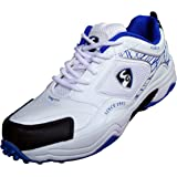 SG Pro-Cushioning Rubber Spikes Cricket Shoes