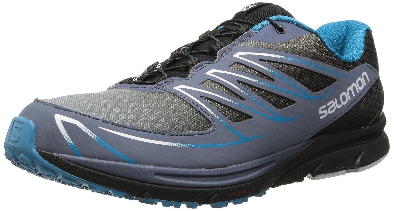 Salomon Sense Mantra 3 - Zapatillas para Hombre 42 EU|Azul - Blau (Bleu Gris/Black/Boss Blue)