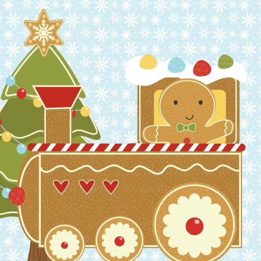 Gingerbread Man Games (Gingerbread Christmas Games)