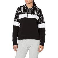 PUMA AOP Hoody Puma Black Sweatshirt Kadın
