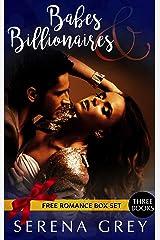 Babes and Billionaires: Free Romance Box Set Kindle Edition
