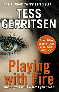 Playing With Fire  Presumed Guilty Tess Gerritsen
