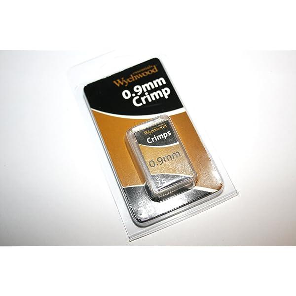 0.7mm /& 0.9mm Crimps NEW X9029 Wychwood Crimp Crimping Tool Includes 0.6mm