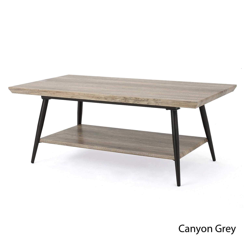 Amazon Ditmas Canyon Grey Wood Mid Century Modern Coffee