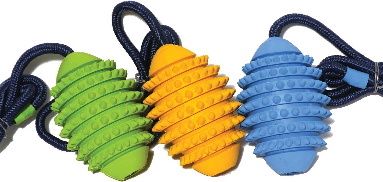 Rosewood Pet Products - Pelota de Rugby para Perro, tamaño Mediano ...
