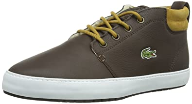 Hohe Ampthill Lacoste Sneakers Terra Herren BodCex