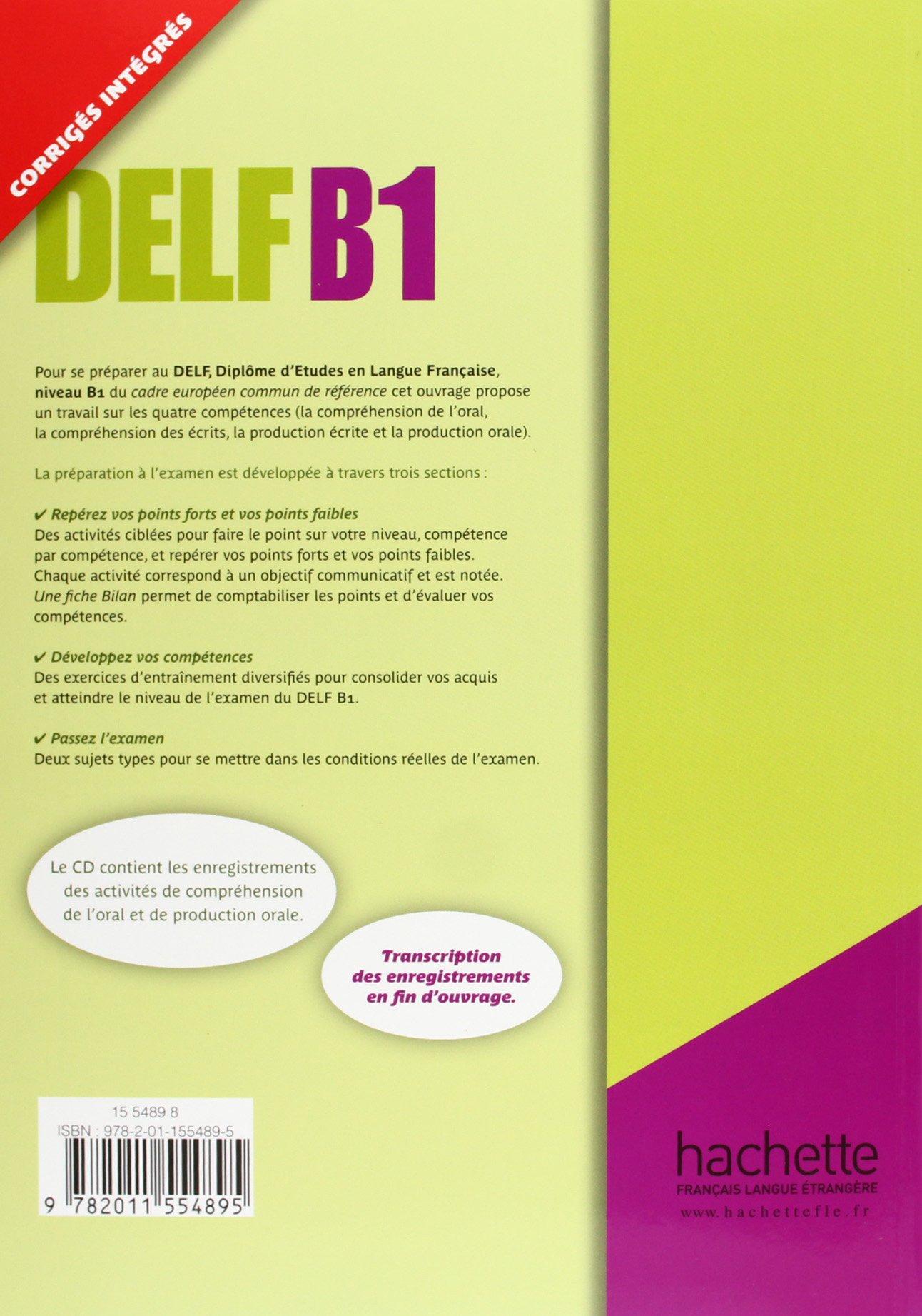 Nouveau Delf. B1. Livre de lélève. Per le Scuole superiori. Con CD Audio DELF/DALF: Amazon.es: Veltcheff: Libros en idiomas extranjeros