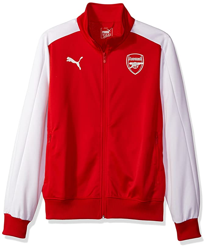 PUMA Mens Standard Arsenal Fc T7 Jacket