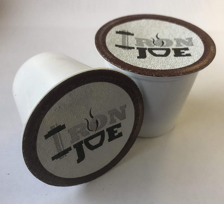 Amazon com: Iron Joe Forged K-Cups: Health & Personal Care