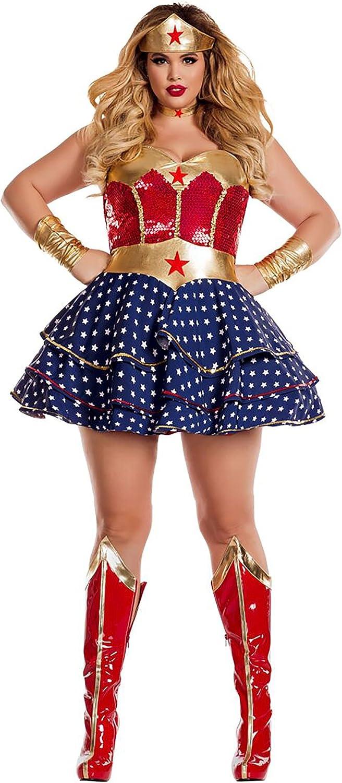 Party King Women's Plus Size Wonderful Sweetheart Costume