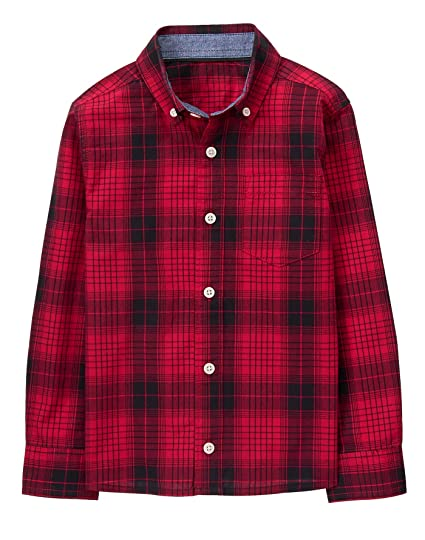 Gymboree Boys Little Button Up Shirt