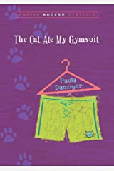 The Cat Ate My Gymsuit (Puffin Modern Classics) Kindle Edition