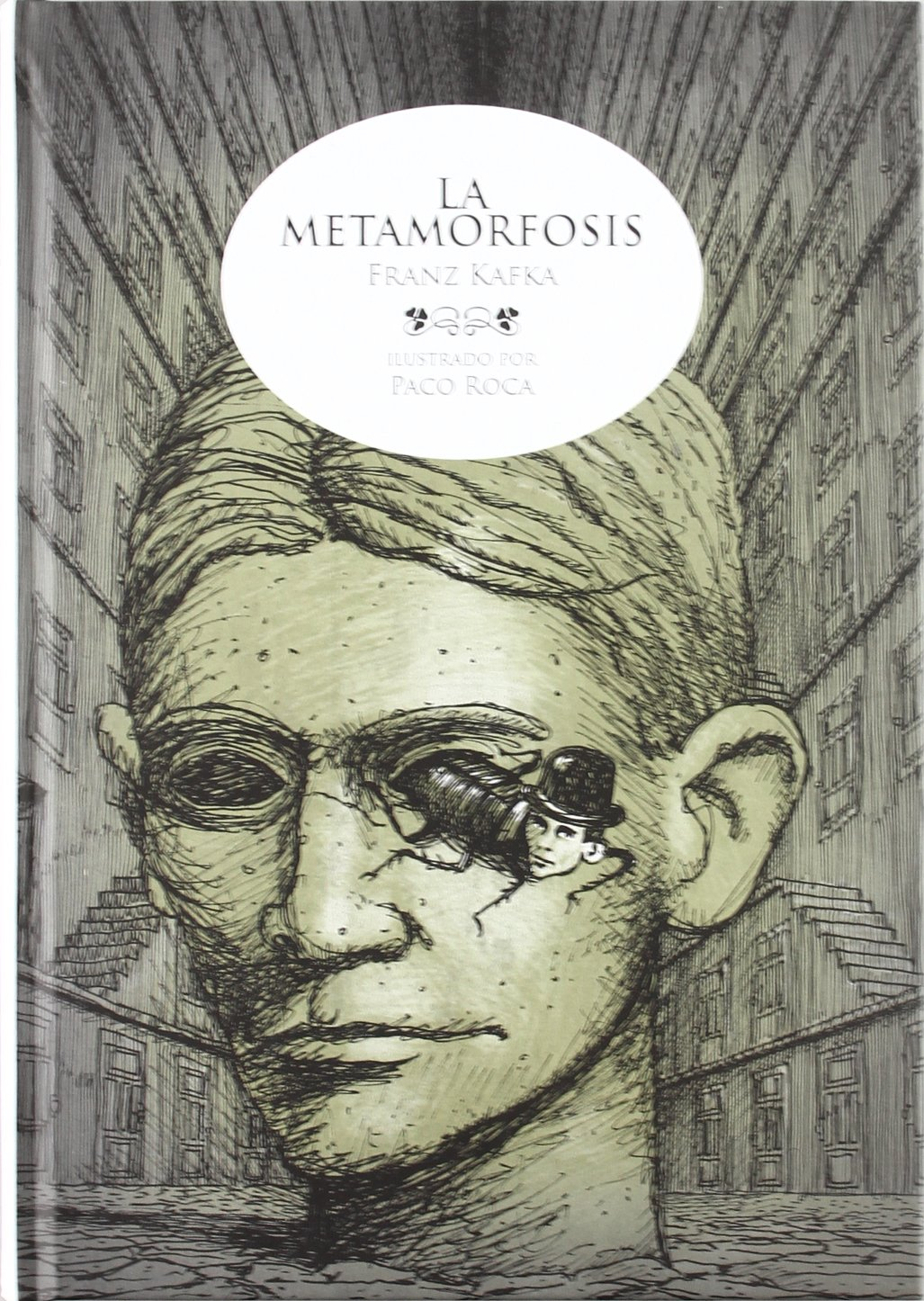 LA METAMORFOSIS (CLÁSICOS ILUSTRADOS): Amazon.es: PACO ROCA, FRANZ KAFKA:  Libros