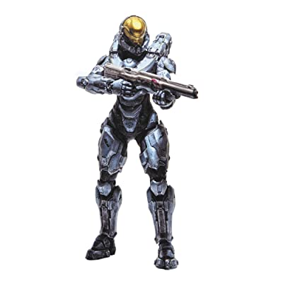 McFarlane Halo 5: Guardians Series 1 Spartan Kelly Action Figure: Toys & Games