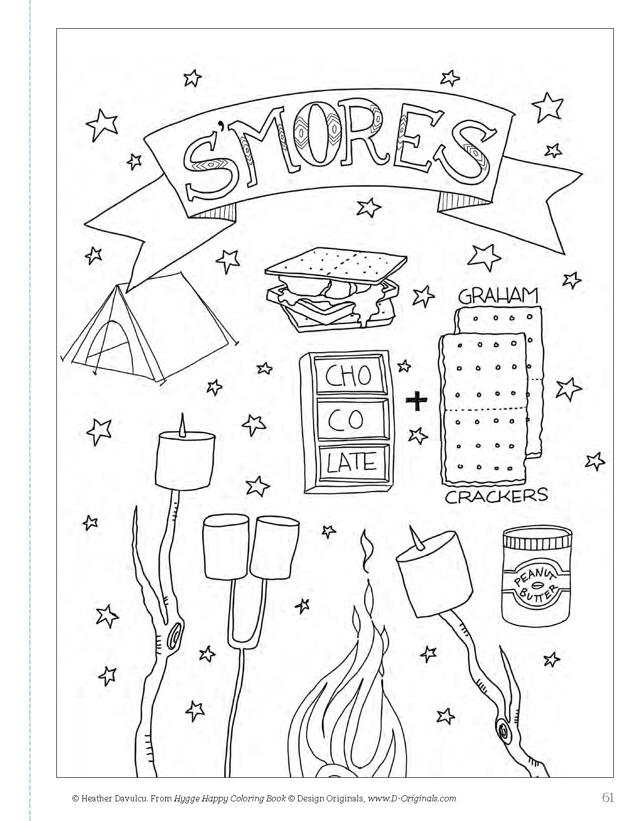 Amazon com hygge happy coloring book coloring pages for a cozy life design originals discover the scandinavian secret of happiness enjoy the good