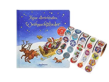 Kinder Weihnachtslieder Gratis.Kaufmann Meine Allerschönsten Weihnachtslieder Pappbilderbuch Mit