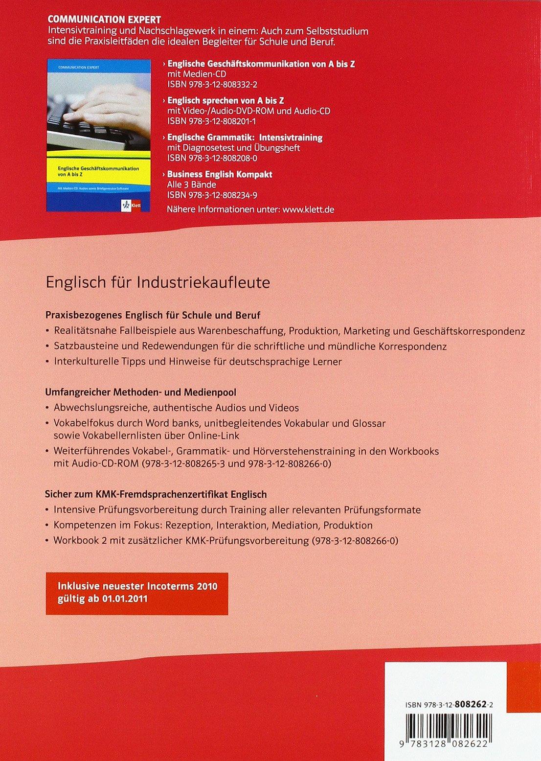 Industry Milestones Englisch Für Industriekaufleute Schülerbuch