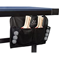 EastPoint Sports 4 Player Table Tennis Paddles & Balls Set Mountable Case Holder