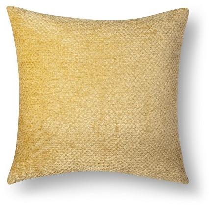 Westfield Chenille Toss Pillow - Gold – Threshold™ : Target