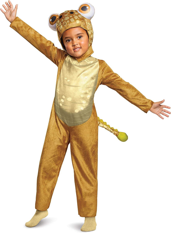 Gigantosaurus Mazu Costume Disney Junior Cartoon Inspired Character Outfit Brown